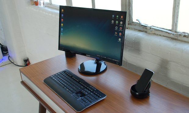 Samsung-Dex Samsung Galaxy S8 Launch – A Game Changer for Digital Marketing?