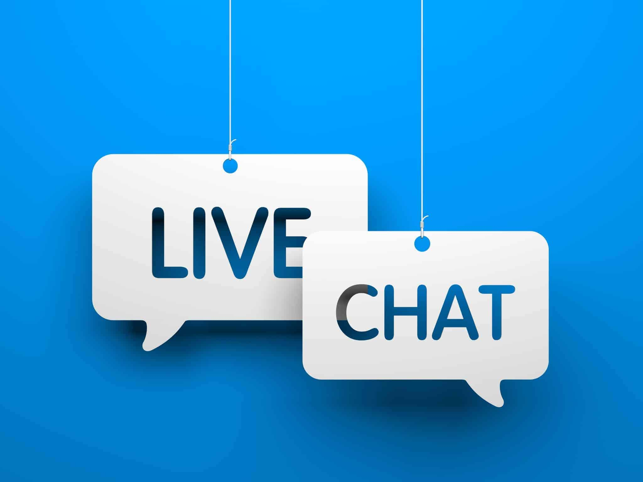 9 Reasons To Use Live Chat