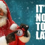 It is time to act on your Christmas Marketing!