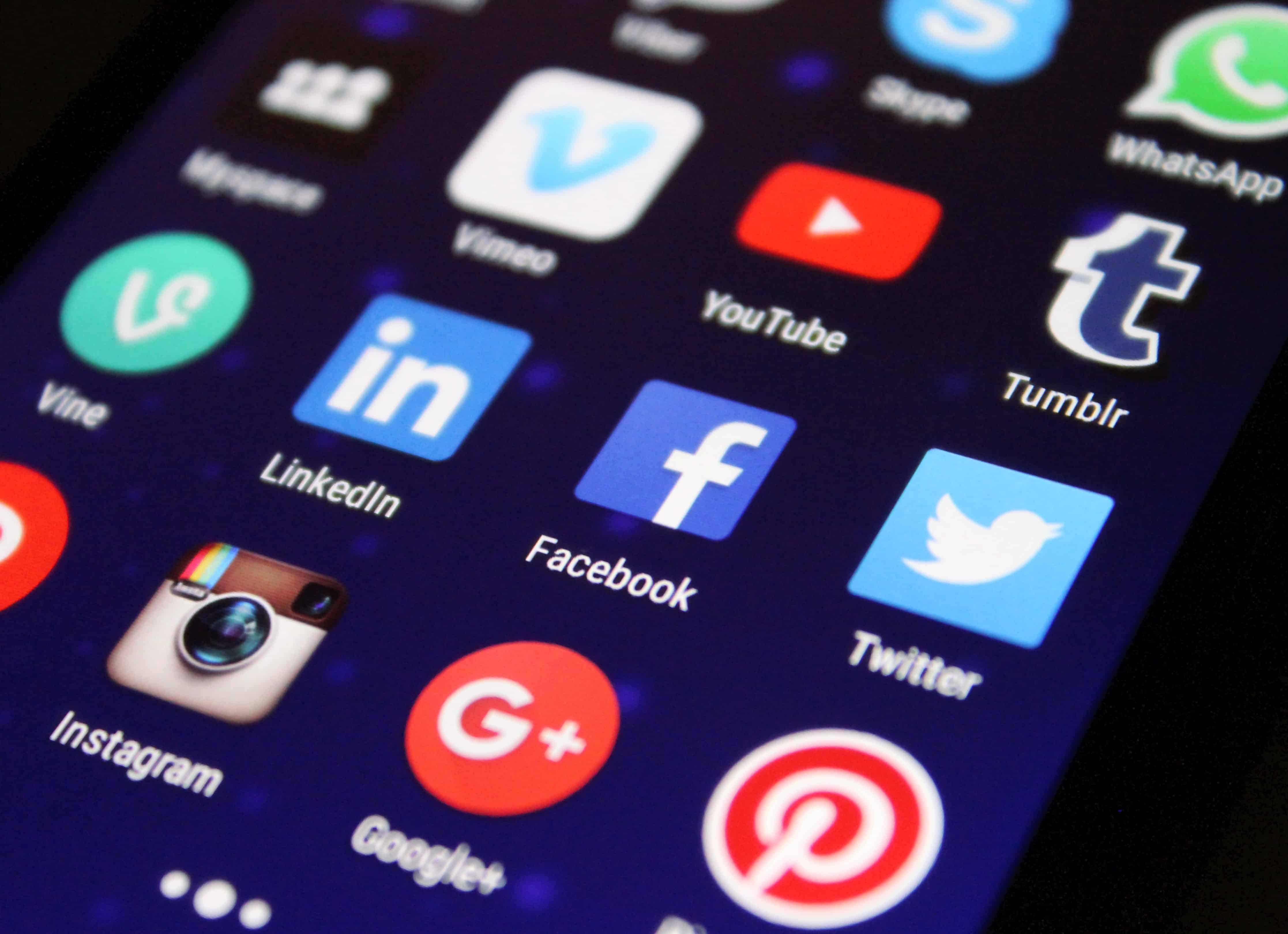 Social Media Top 7 Tips