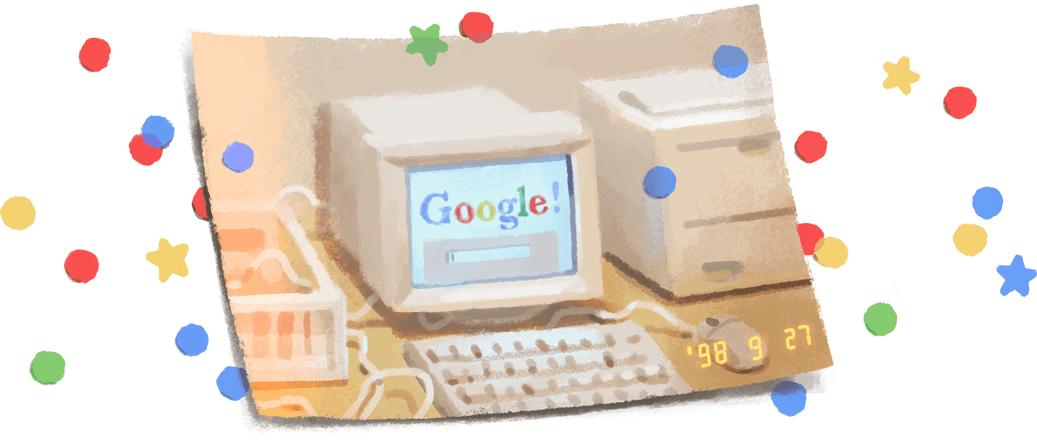 Google's 21st Birthday